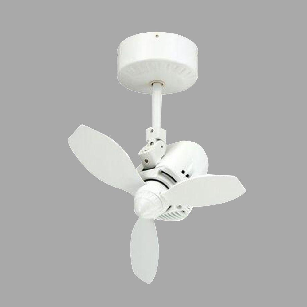 Troposair mustang 18 in oscillating pure white indooroutdoor oscillating pure white indooroutdoor ceiling fan aloadofball Gallery