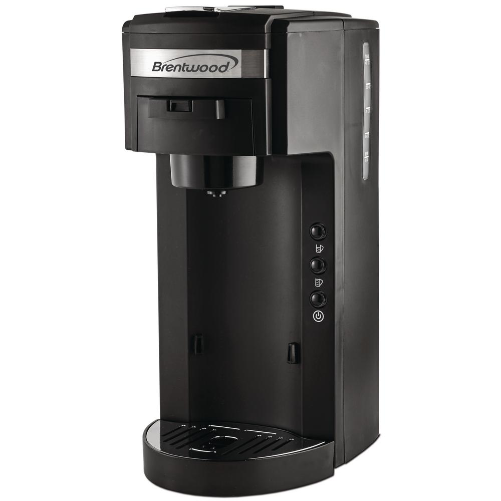 Brentwood Single Serve Coffee Maker Ts114 The Home Depot