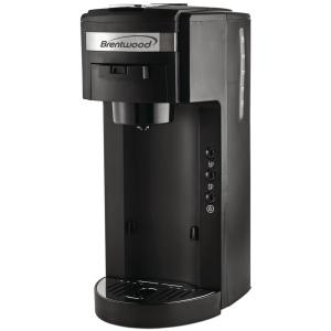 2579c3a553e Cuisinart Black Stainless Coffee Center 12-Cup Coffeemaker and ...