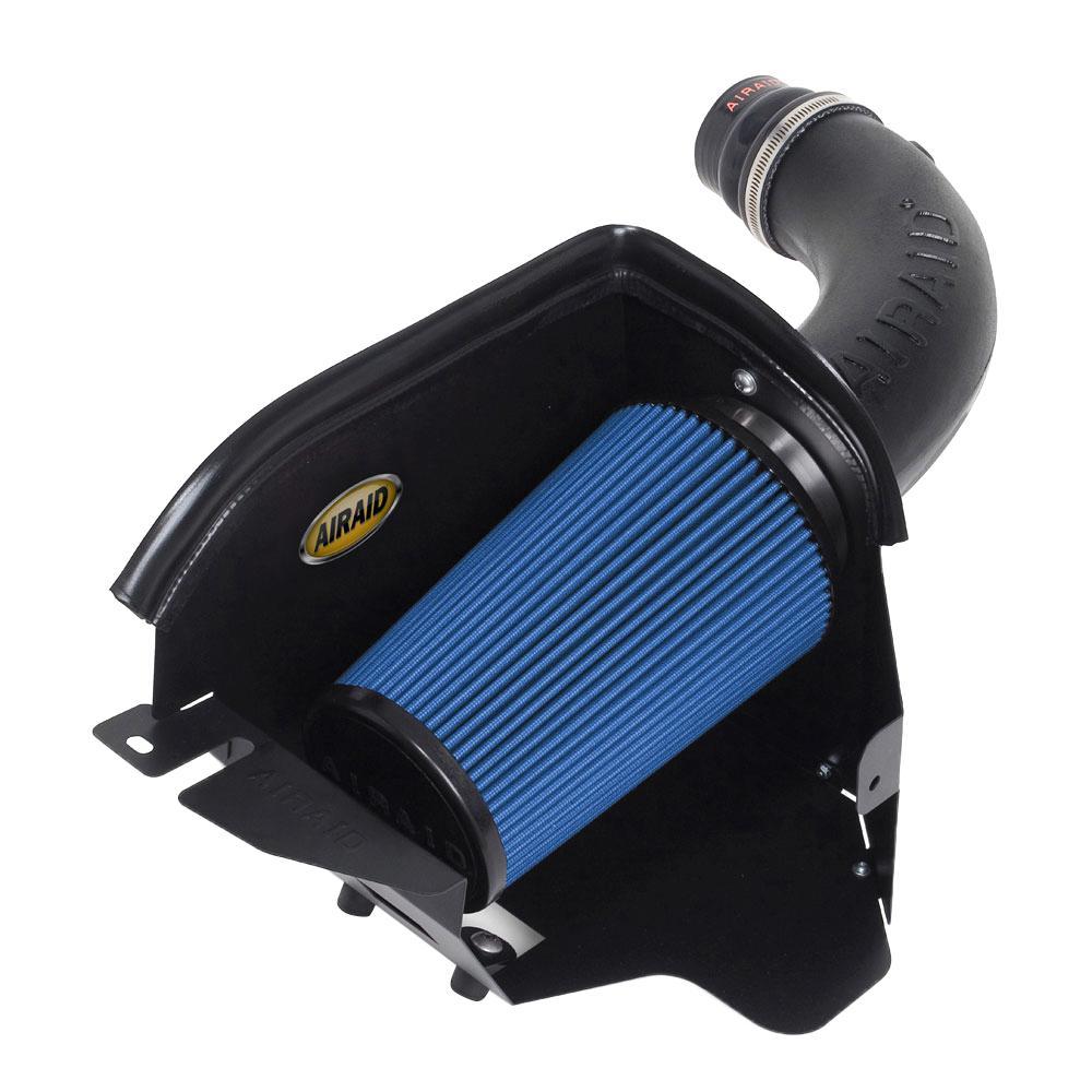 aFe Power Stage 2 Air Intake System w// Pro Dry S 07-11 Jeep Wrangler JK 3.8L V6