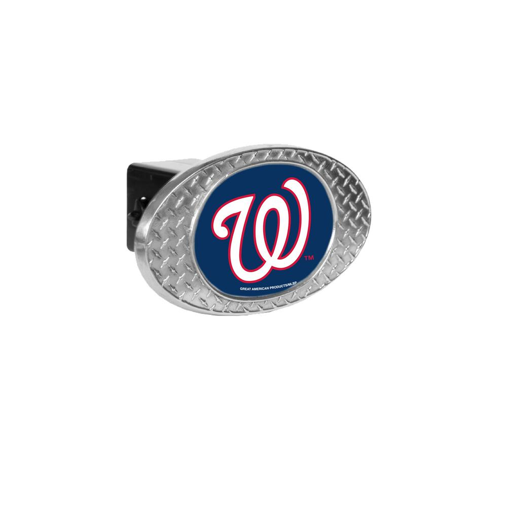 MLB Nationals Oval Skid Hitch