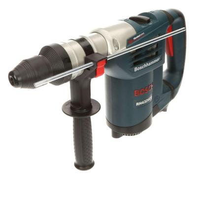 8.5 Amp 1-1/4 in. Corded Variable Speed SDS-Plus Concrete/Masonry Rotary Hammer Drill with Carrying Case