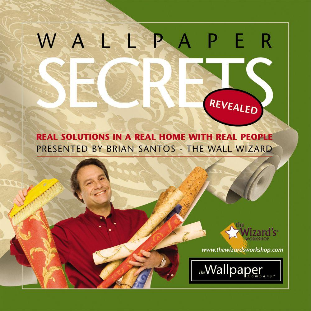 The Wallpaper Company How To Wallpaper Secrets DVD