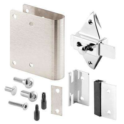 1 in. Inswing Round Edge Doors for Repair Kit