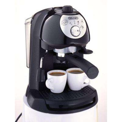 6-Cup Dual Function Filter Espresso Machine