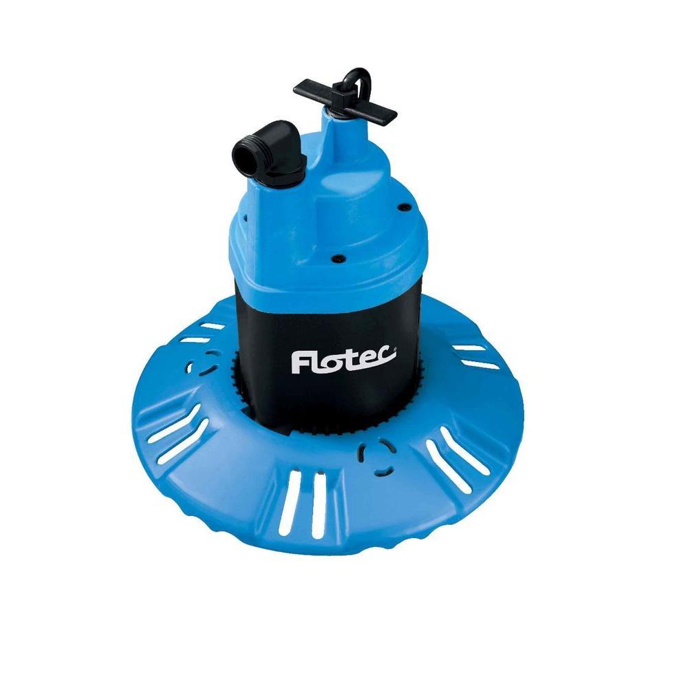 Flotec 1/4 HP Pool Cover Pump
