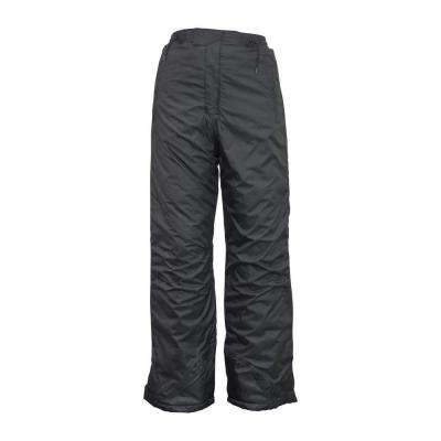 L Series Youth Size-4 Black Pant