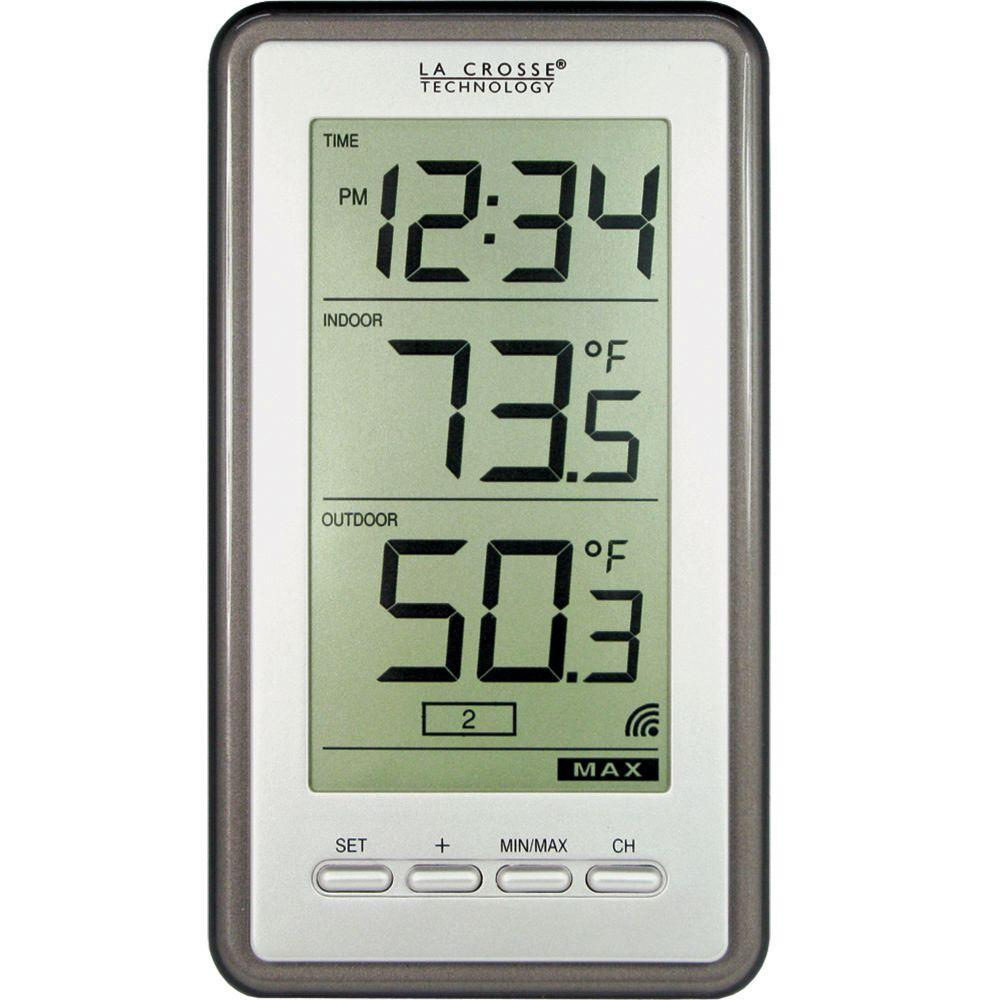 La Crosse Technology - Thermometers & Weather Stations - Outdoor ...