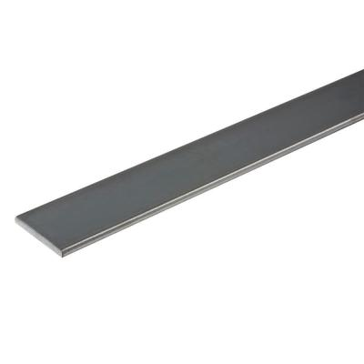 1-1/2 in. x 48 in. Plain Steel Flat Bar with 1/8 in. Thick