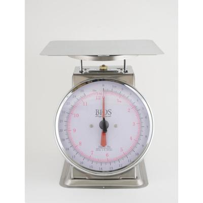 25 lbs. / 12 kg Mechanical Food Scale