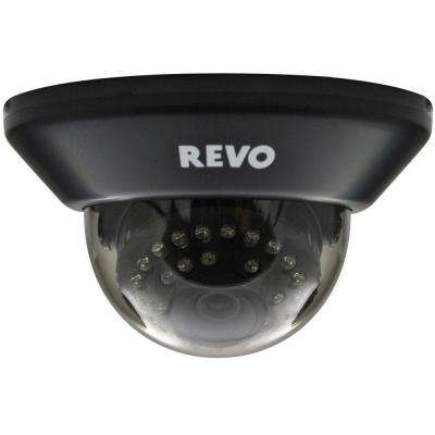 Wired 700 TVL Indoor Dome Surveillance Camera