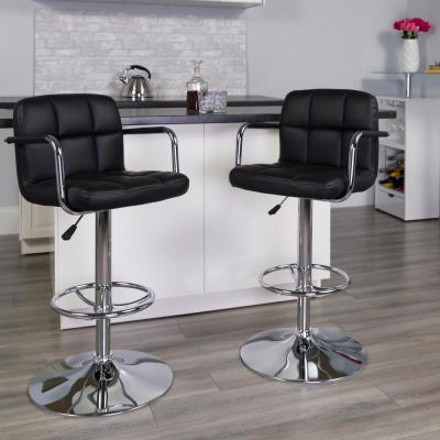 Rotating Lifting Chair Clear And Distinctive Fast Deliver The Bar Chair. Hairdressing Chair The Back Of A Chair Stool