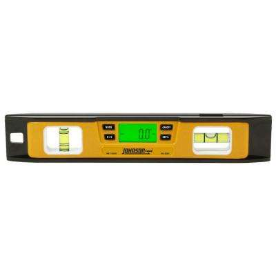 10 in. Electronic Digital Torpedo Level