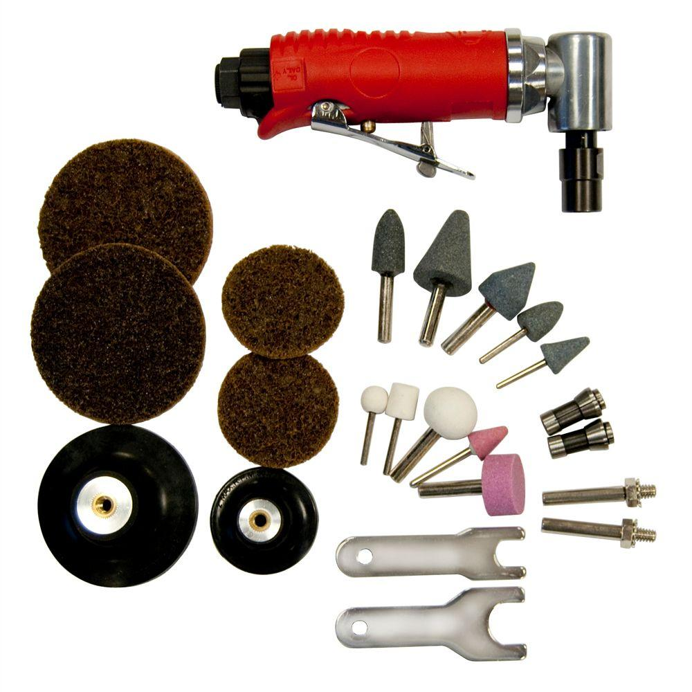 Great Neck Saw Mini Angle Grinder Kit
