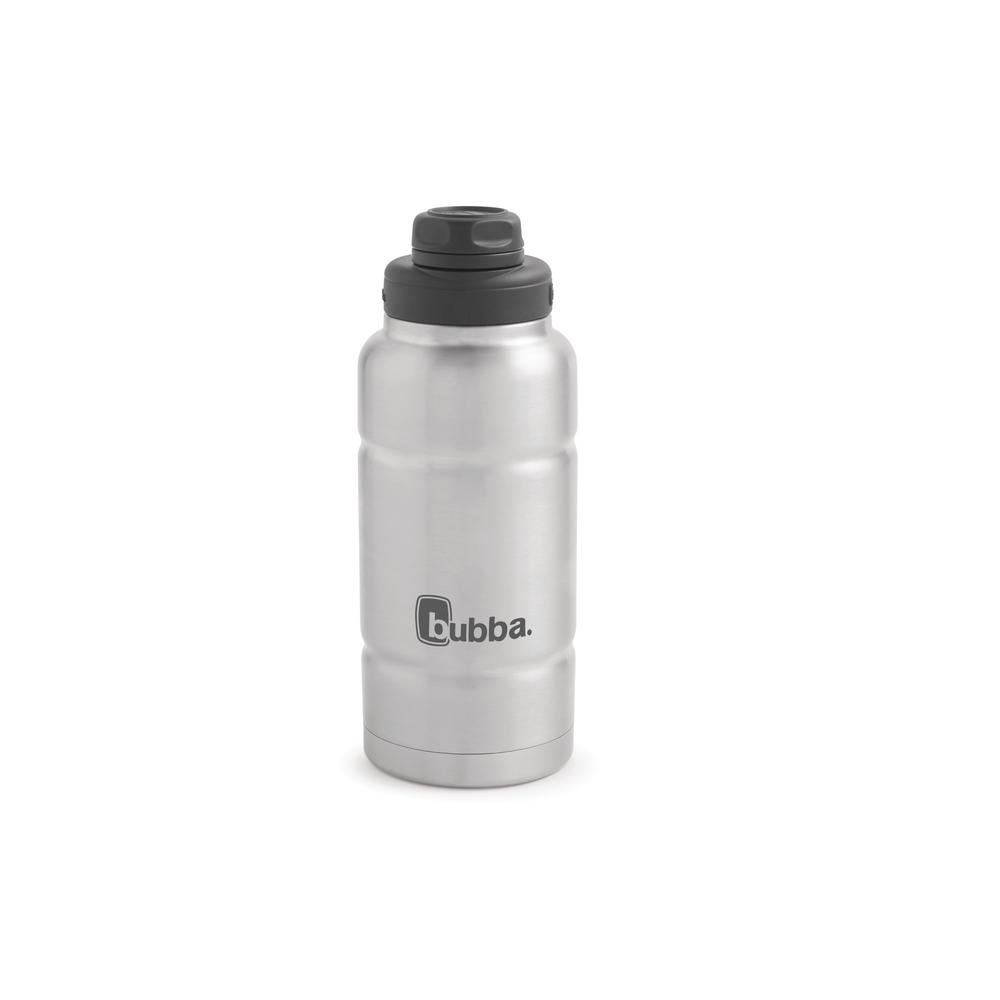 Bubba Simple Lid 32 oz. Stainless Steel Water Bottle