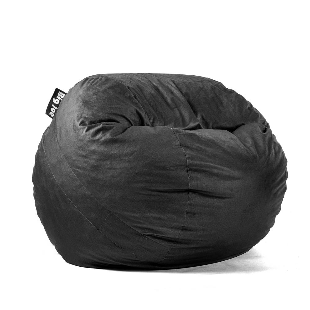 Joe Medium Fuf Shredded Ahhsome Foam Black Lenox Bean Bag