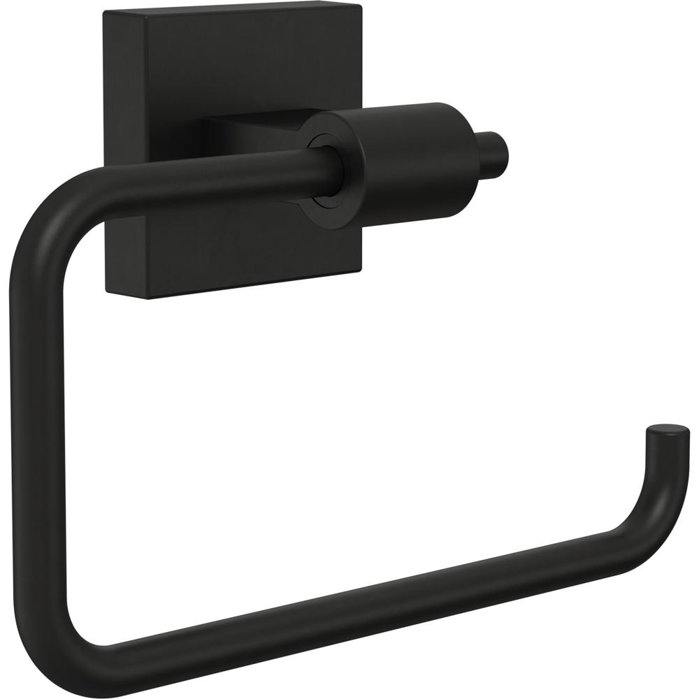 FranklinBrass Franklin Brass Maxted Toilet Paper Holder in Matte Black