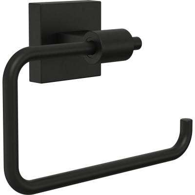 Maxted Toilet Paper Holder in Matte Black