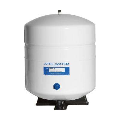 3 Gal. Pre-Pressurized Residential Reverse Osmosis Drinking Water Storage Tank