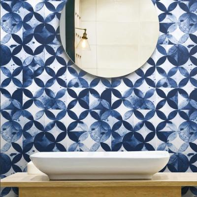 28.29 sq. ft. Paul Brent Moroccan Tile Peel and Stick Wallpaper