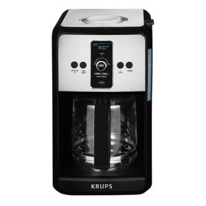 Krups Savoy 12-Cup Pause and Serve Coffee Maker by Krups