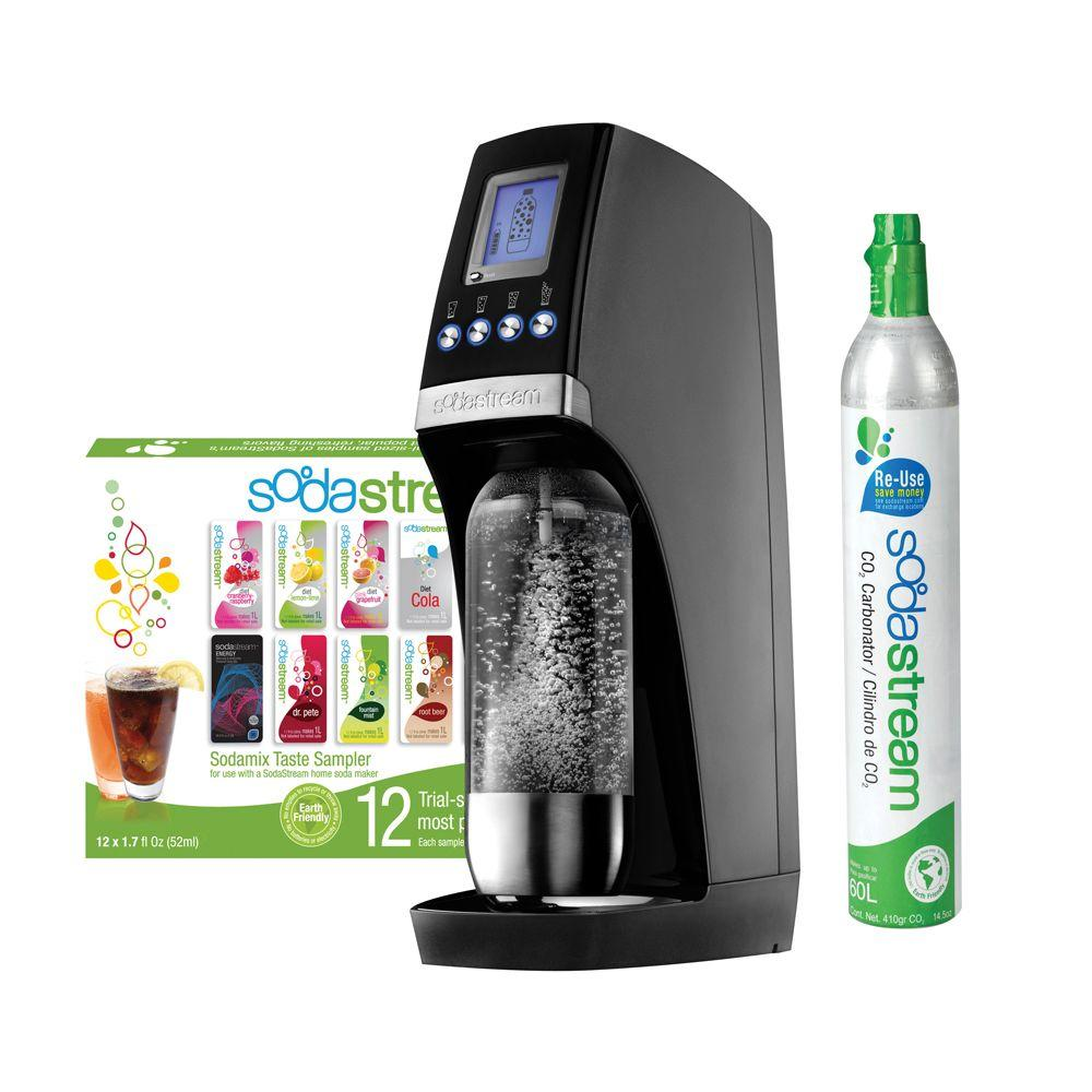 SodaStream Revolution Home Soda Maker Starter Kit-DISCONTINUED