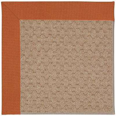Zoe Grassy Mountain Russett 3 ft. x 5 ft. Area Rug