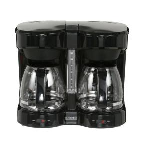 Dual Pot Coffee Maker Kitchen Selectives Best Image And