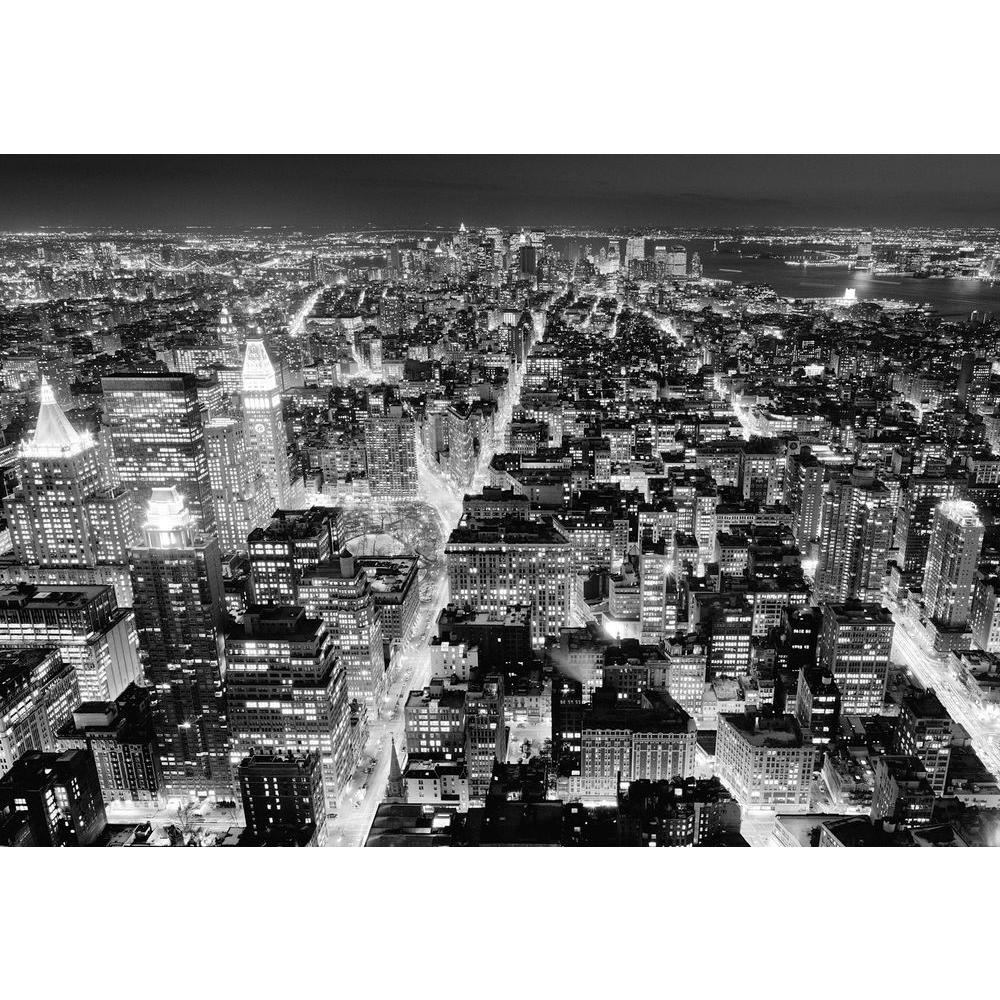 Ideal Decor 100 in. x 144 in. From The Empire Wall Mural