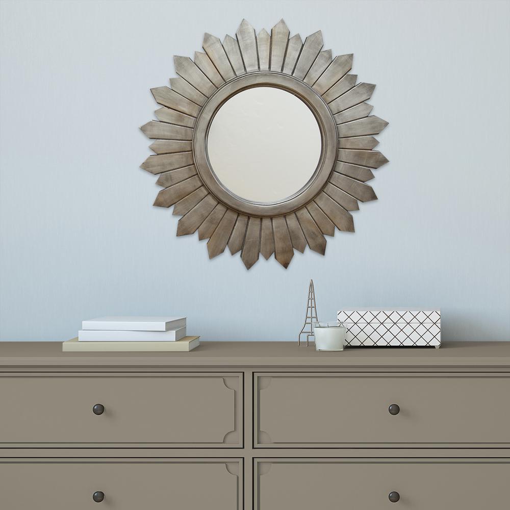 Madilyn Wood Mirror