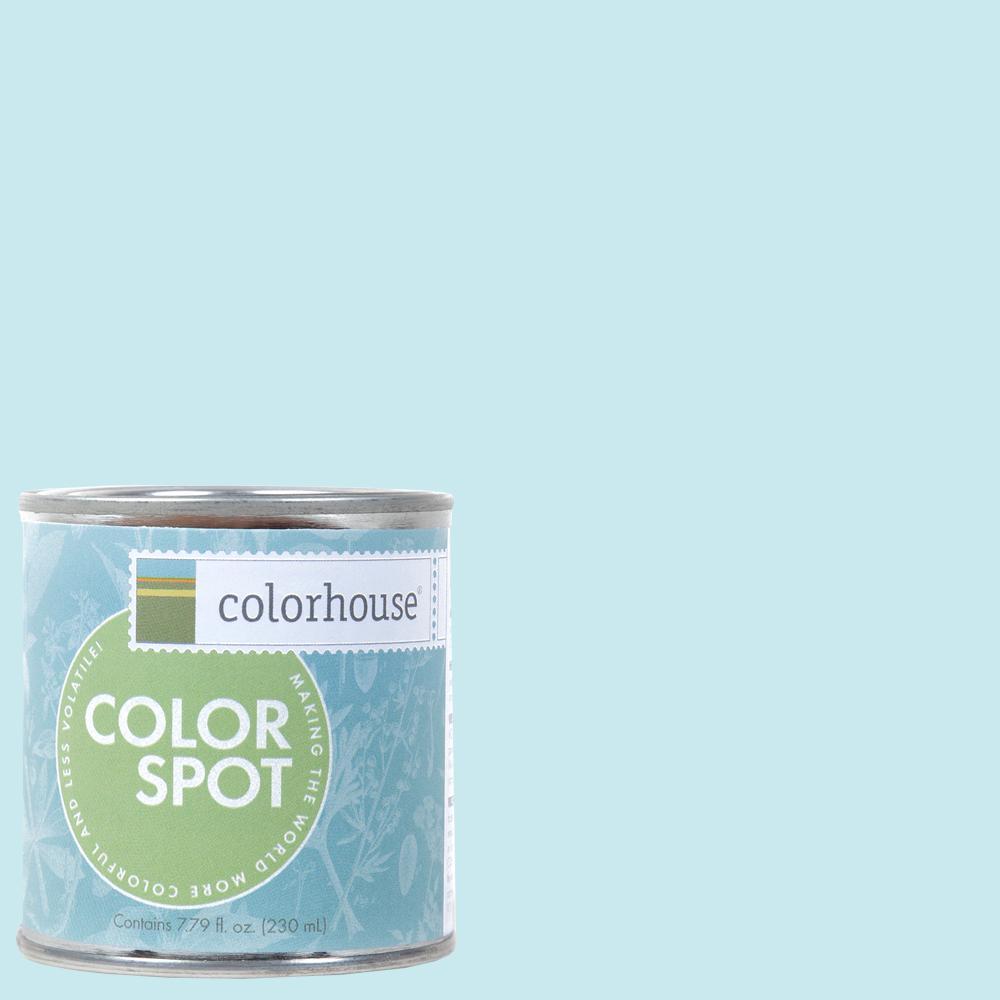 8 oz. Dream .01 Colorspot Eggshell Interior Paint Sample