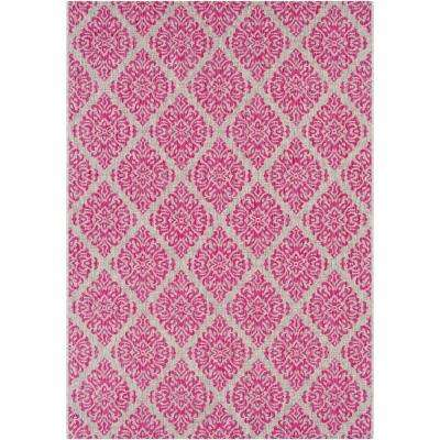 Popular Pink - Outdoor Rugs - Rugs - The Home Depot WQ31