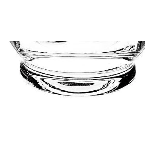 Badash Crystal Kira Lead Free Mouth Blown Slant Cut Clear Candy Bowl S407 The Home Depot
