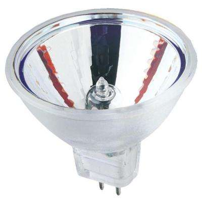 75-Watt Halogen MR16 Clear Lens Low Voltage GU5.3 Base Flood Light Bulb