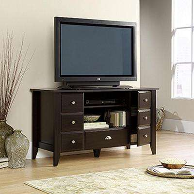 Shoal Creek Jamocha Storage Entertainment Center