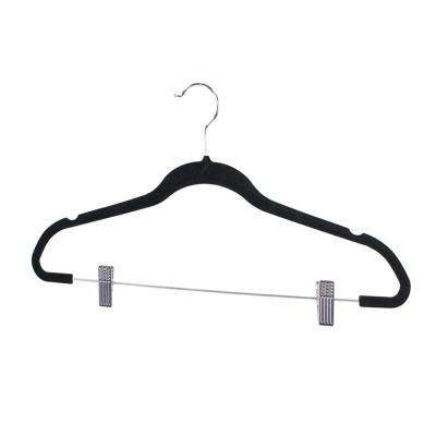 Black Velvet Hanger (5-Pack)