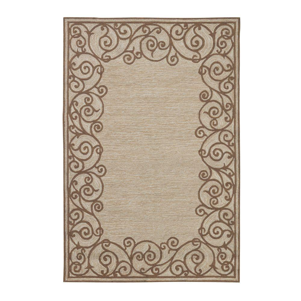 Home Decorators Collection Estate Copper 8 ft. 3 in. x 11 ft. 6 in. Area Rug