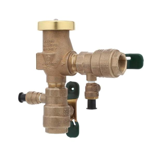 3 THREE Watts 8A hose bibb vacuum breaker backflow preventer anti-siphon
