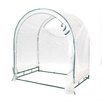 72 in. W x 48 in. D x 78 in. H Portable Greenhouse