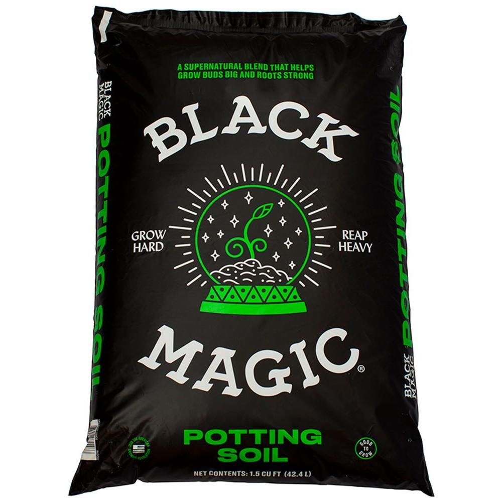 Black Magic 1.5 cu. ft. Potting Soil