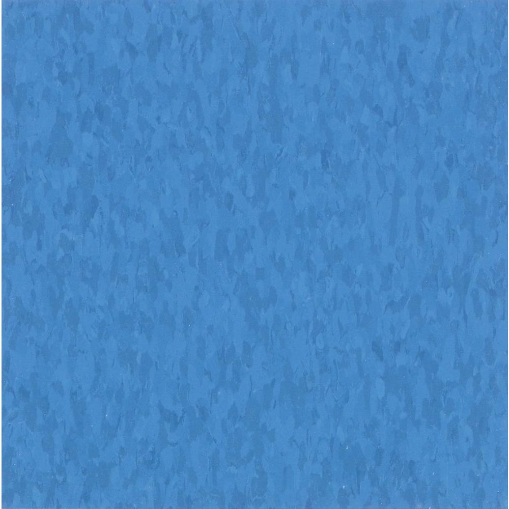 Imperial Texture VCT 12 in. x 12 in. Bodacious Blue Commercial