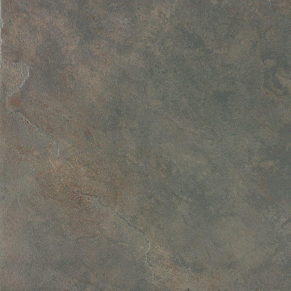 Daltile continental slate brazilian green 12 in x 12 in daltile continental slate brazilian green 12 in x 12 in porcelain floor and wall dailygadgetfo Gallery