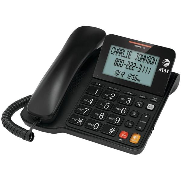 Corded Speaker Phone with Caller ID