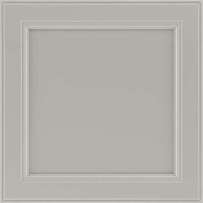 Glen Ellen 12 7/8 x 13 in. Cabinet Door Sample in Stone
