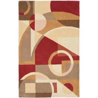 Safavieh Rodeo Drive Beige/Multi 6 ft. x 9 ft. Area Rug