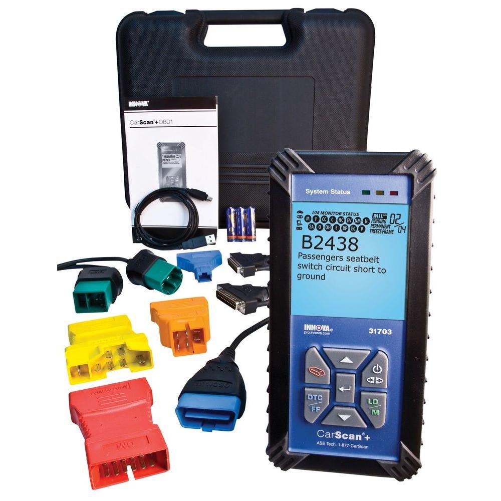 Innova CarScan+ OBD-I SRS ABS Code Reader-EPI31703