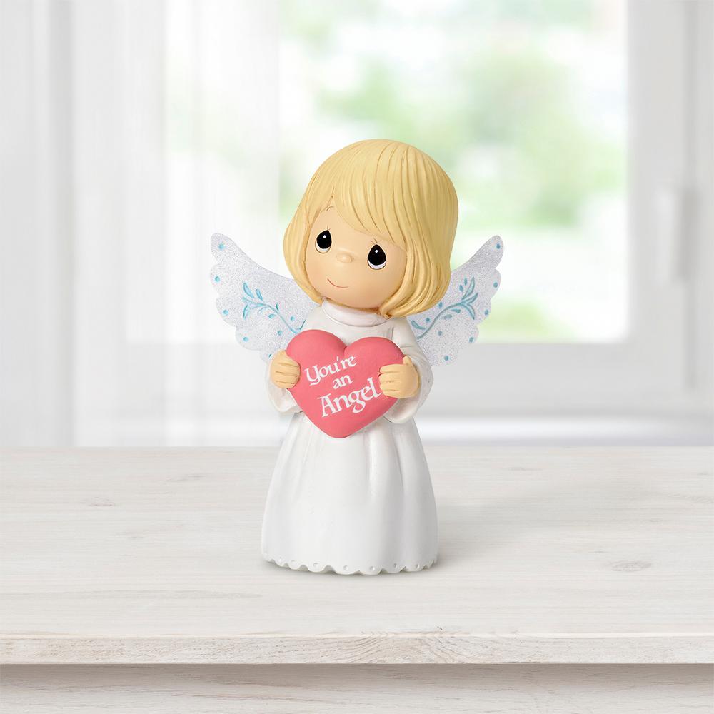 Tabletop Angel Resin You're An Angel Mini Figurine