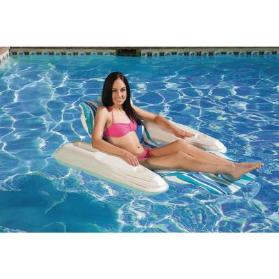Rio Sun Blue Current Swimming Pool Adjustable Lounge