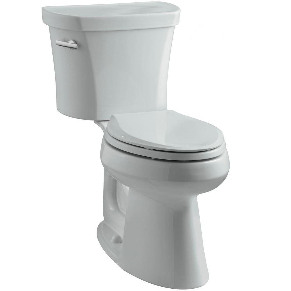 Kohler Highline 14 In Rough In 2 Piece 1 28 Gpf Single