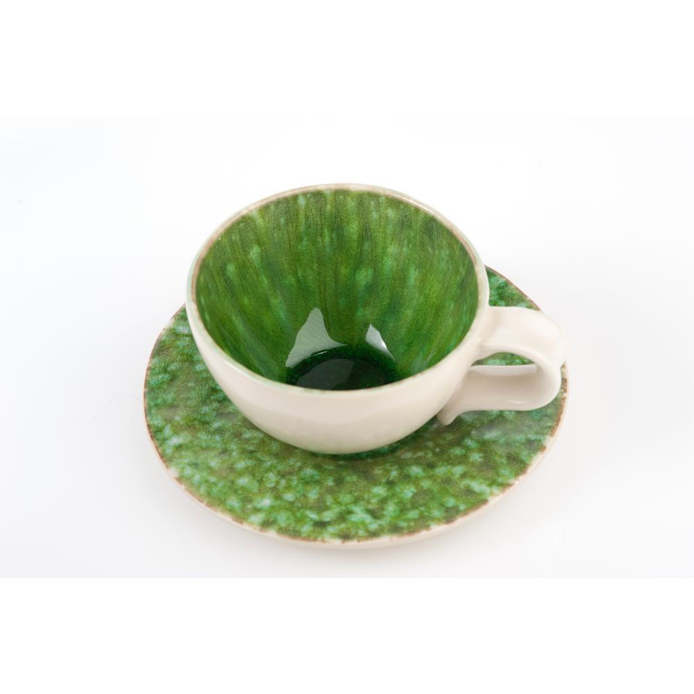 Bali Teacup and Saucer (Set of 4)